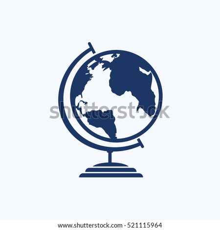 Global icon design,clean vector