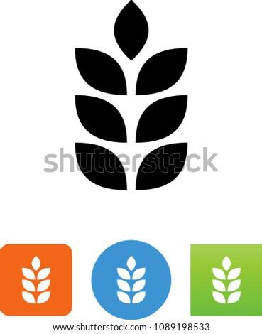 Grain Vector Icon