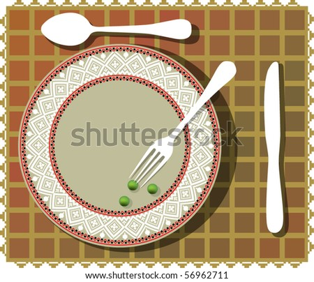 stock-vector--green-beans-on-beautiful-p