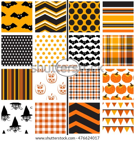 16 halloween patterns for
