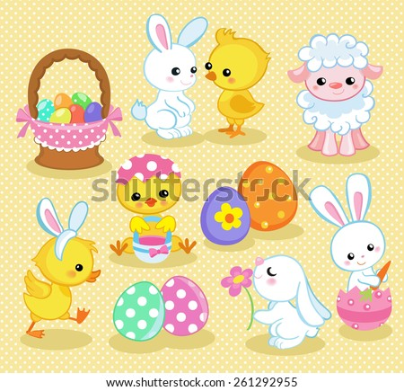 happy easter holiday