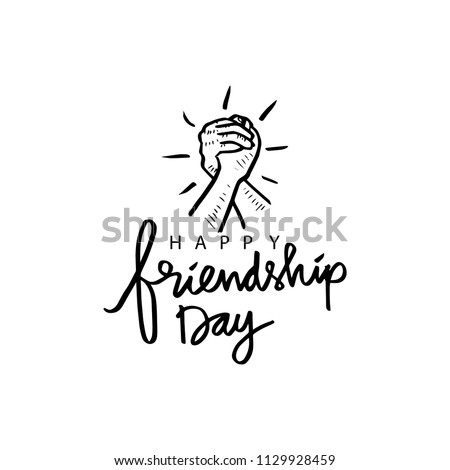 happy friendship day  greeting