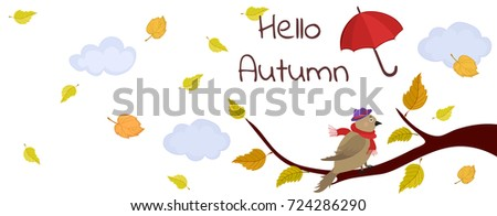 hello autumn fall season