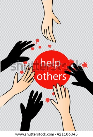 help others and save the earth