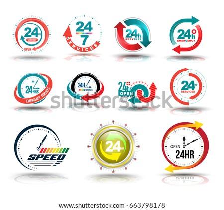 24 hours open customer service