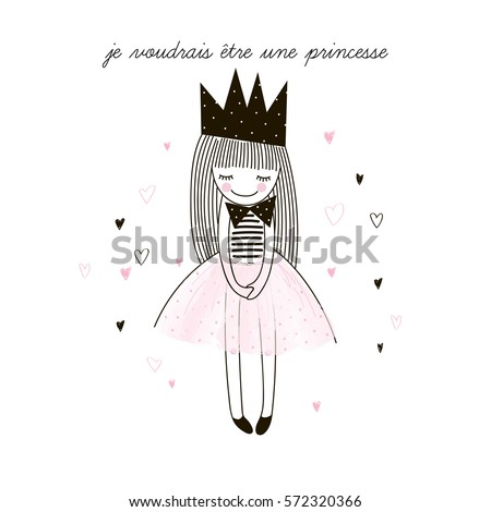 i would like to be a princess