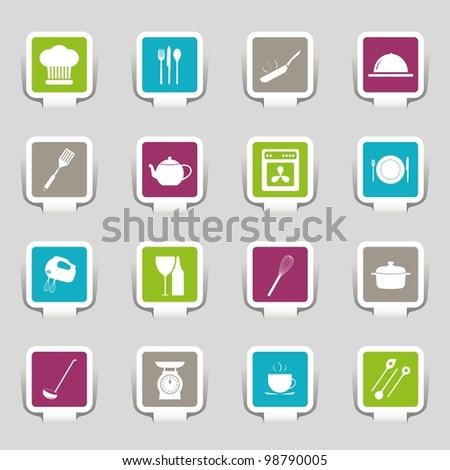 16 Icon kitchenware