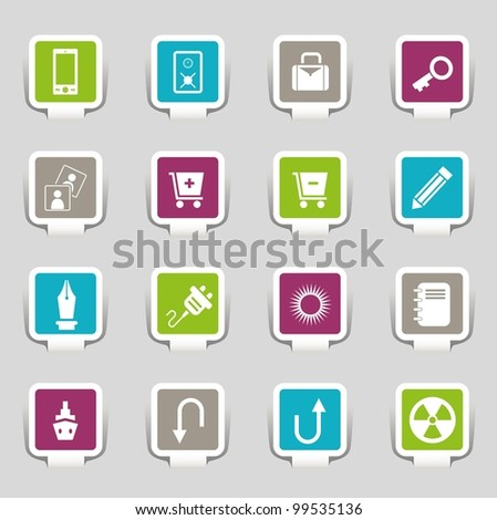 16 Internet Icons Part 3