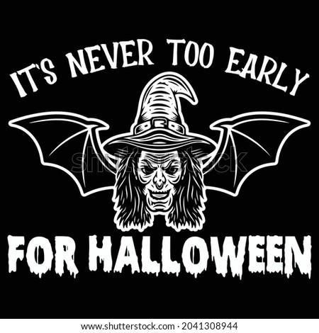 it's never too early fot halloween Stock fotó ©