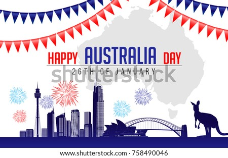 stock-vector--january-happy-australia-day-city-background-and-flag-illustration-and-vector-elements-national