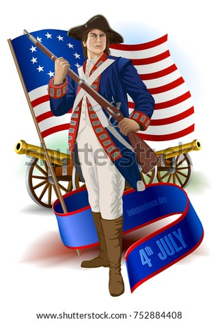 4 july independence day of usa