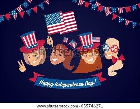 4 july usa independence day