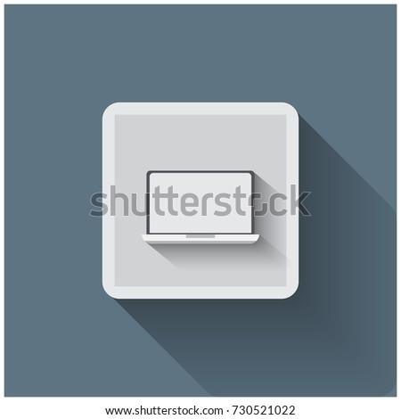 Labtops vector