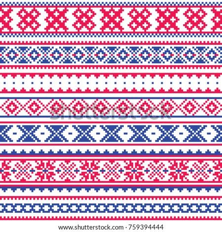 lapland traditional folk art
