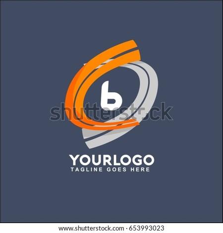 6 letter logo runway circle
