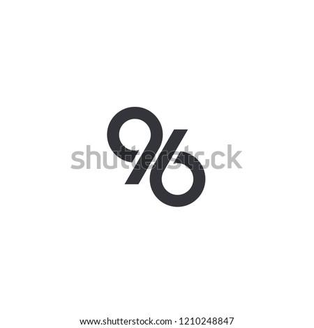 96 logo icon designs vector