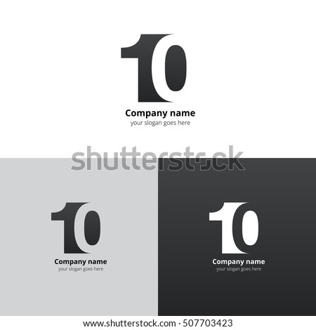 stock-vector--logo-icon-flat-and-vector-design-template-monogram ...