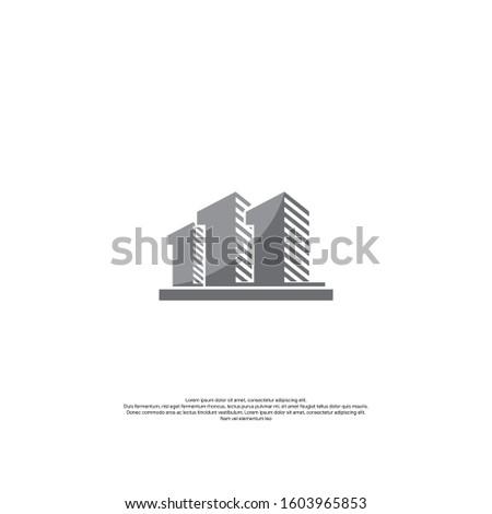 logo real estate template