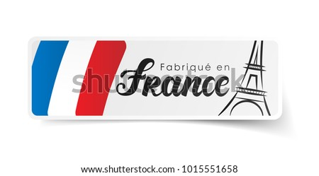made in france   in french  ...