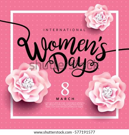 8 march  international women's