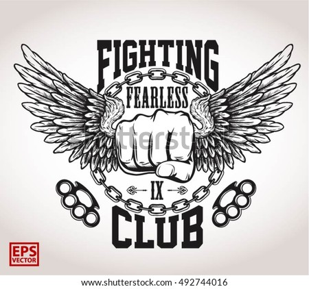 martial arts or fighting club