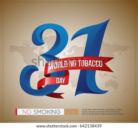 31 may world no tobacco day