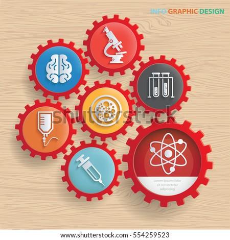 medical concept design clean