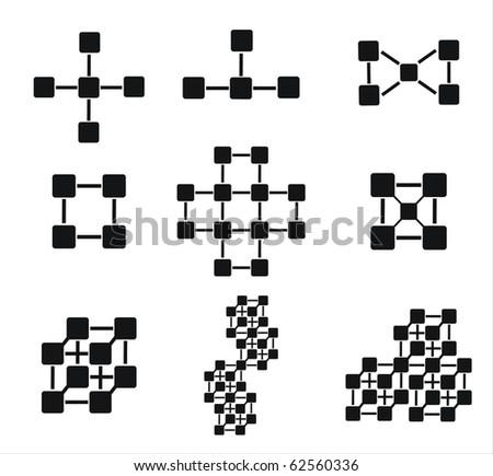 Molecule icons