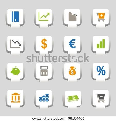 16 Money Icons Part 3