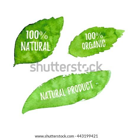 100  natural  organic product