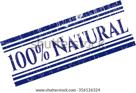 100% Natural rubber grunge seal
