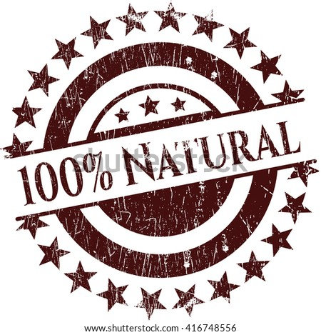100% Natural rubber texture