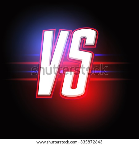 neon versus logo vs vector