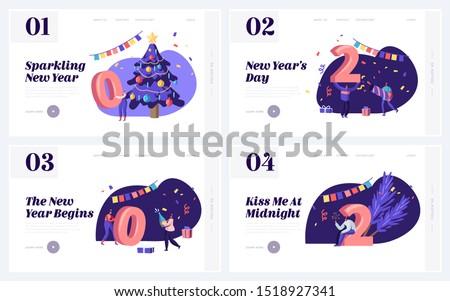 2020 new year party celebration