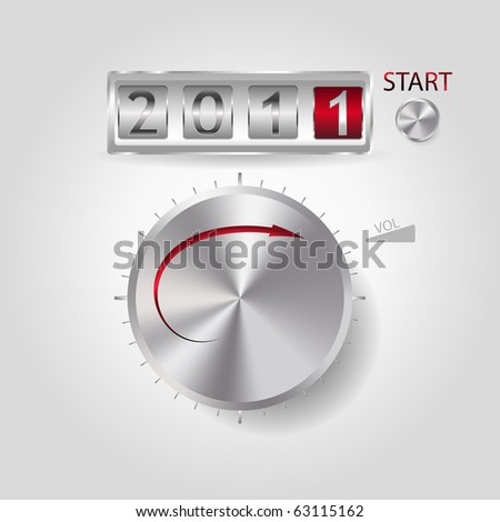 2011 new year volume control