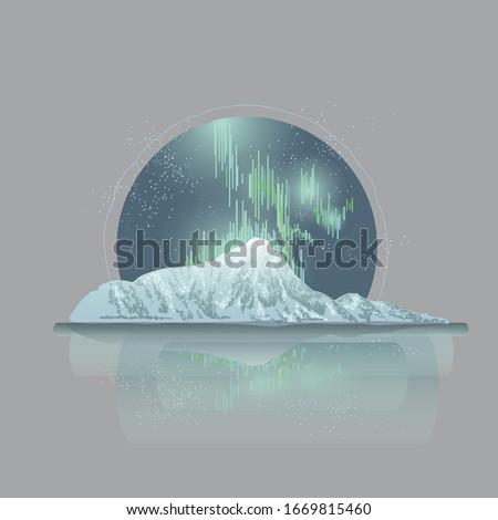 northern lights aurora polar
