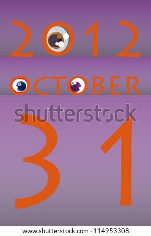 2012 october 31