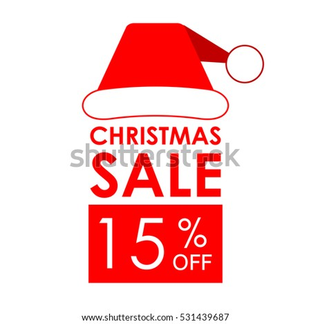 15  off sale christmas sale