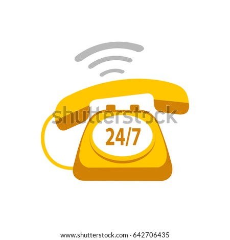 24/7  old phone service