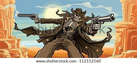 Old West Gunslingers