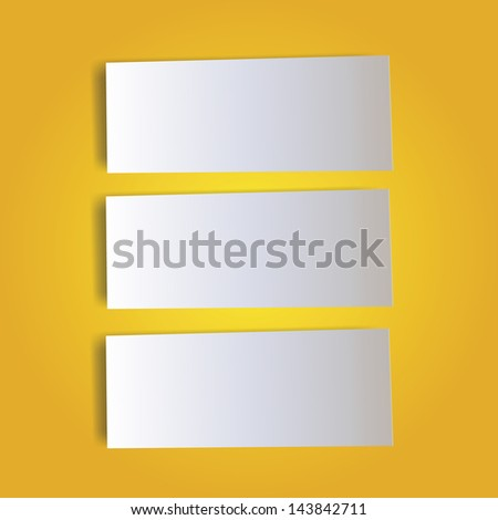 A Blank, Plain, White Sheet of Paper