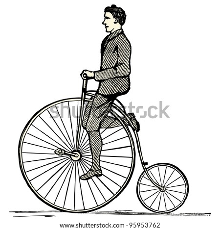 penny farthing   vintage