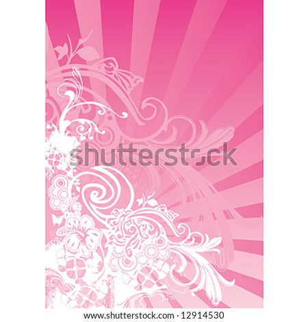 pink flowers background. and flowers background