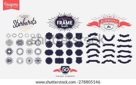 50 premium design elements....