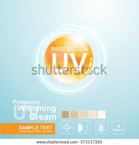 protection uv and whitening