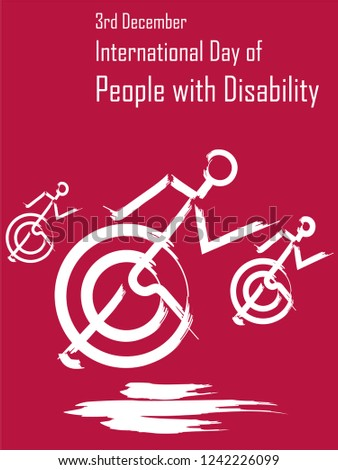 3rd December world handicapped day