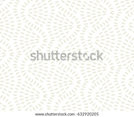 Rice seamless pattern for background, fabric, wrapping paper. Concept simple rice grain pattern on light background. print and web design with traditional wealth and happiness symbol