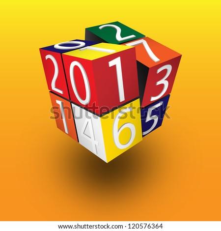 2013 rubik cube