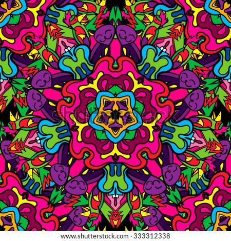 60s hippie psychedelic art