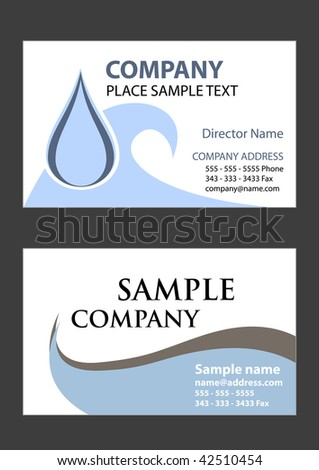 business card design samples. of usiness card design in